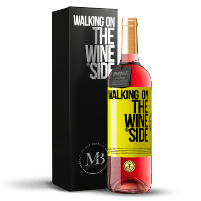 «Walking on the Wine Side®» ROSÉ Ausgabe