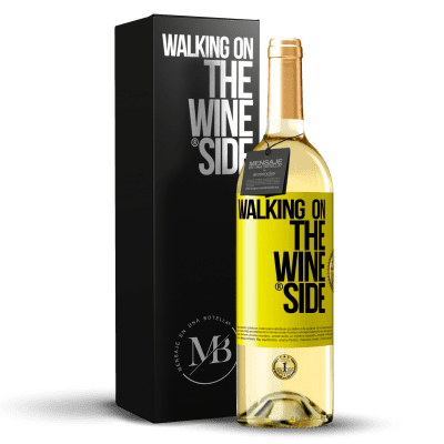 «Walking on the Wine Side®» WHITE Ausgabe