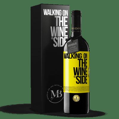 «Walking on the Wine Side®» RED Ausgabe Crianza 6 Monate