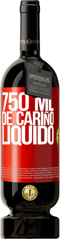 35,95 € Free Shipping | Red Wine Premium Edition MBS® Reserva 750 ml of liquid love Red Label. Customizable label Reserva 12 Months Harvest 2013 Tempranillo