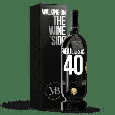 «Fabulosos 40» Edición Premium MBS® Reserva