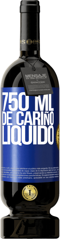 29,95 € Envío gratis   Vino Tinto Edición Premium MBS® Reserva 750 ml. de cariño líquido Etiqueta Azul. Etiqueta personalizable Reserva 12 Meses Cosecha 2013 Tempranillo