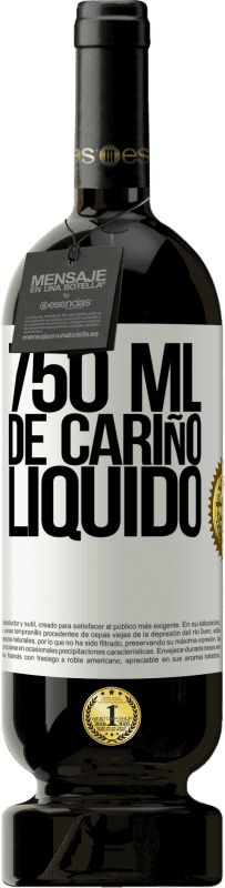 29,95 € Envío gratis   Vino Tinto Edición Premium MBS® Reserva 750 ml. de cariño líquido Etiqueta Blanca. Etiqueta personalizable Reserva 12 Meses Cosecha 2013 Tempranillo