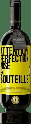 29,95 € Envoi gratuit | Vin rouge Édition Premium MBS® Reserva Remarque: contient la perfection en bouteille Étiquette Jaune. Étiquette personnalisable Reserva 12 Mois Récolte 2013 Tempranillo
