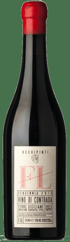 48,95 € Free Shipping | Red wine Arianna Occhipinti FL I.G.T. Terre Siciliane Sicily Italy Frappato Bottle 75 cl