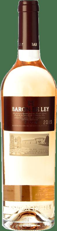8,95 € Free Shipping   Rosé wine Barón de Ley Rosado Lágrima D.O.Ca. Rioja The Rioja Spain Grenache Bottle 75 cl
