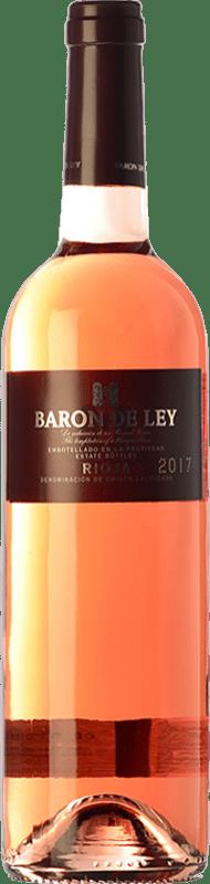7,95 € Free Shipping   Rosé wine Barón de Ley Rosado D.O.Ca. Rioja The Rioja Spain Tempranillo, Grenache Bottle 75 cl