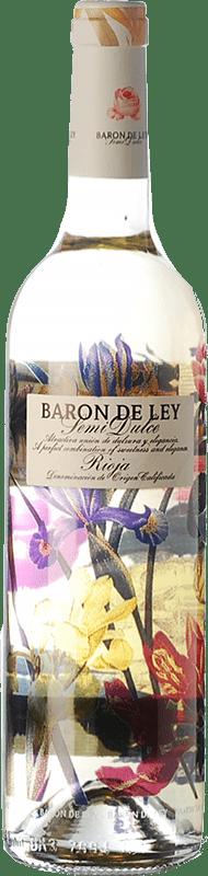 8,95 € Free Shipping   White wine Barón de Ley Blanco Semidulce Semi Dry D.O.Ca. Rioja The Rioja Spain Viura, Sauvignon White Bottle 75 cl