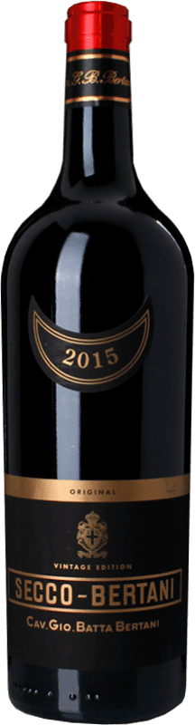 13,95 € Free Shipping   Red wine Bertani Rosso Secco Vintage I.G.T. Veronese Veneto Italy Syrah, Cabernet Sauvignon, Sangiovese, Corvina Bottle 75 cl