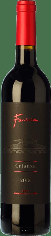 13,95 € Free Shipping | Red wine Fariña Crianza D.O. Toro Castilla y León Spain Tinta de Toro Bottle 75 cl