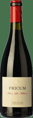 32,95 € Free Shipping   Red wine Margón Pricum Finca la Milana Crianza D.O. Tierra de León Castilla y León Spain Prieto Picudo Bottle 75 cl