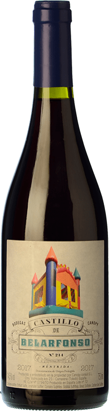 10,95 € Free Shipping   Red wine Canopy Castillo de Belarfonso Roble D.O. Méntrida Spain Grenache Bottle 75 cl