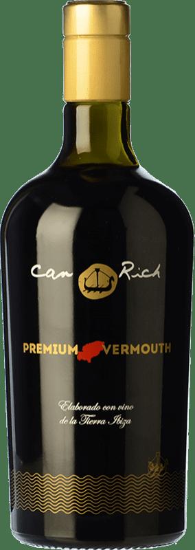 9,95 € Free Shipping   Vermouth Can Rich Premium I.G.P. Vi de la Terra de Ibiza Balearic Islands Spain Bottle 75 cl