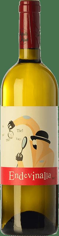 13,95 € Free Shipping | White wine Aixalà Alcait Endevinalla Crianza D.O.Ca. Priorat Catalonia Spain Grenache White Bottle 75 cl