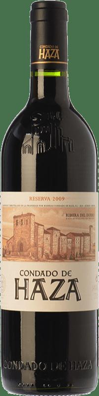 33,95 € Free Shipping | Red wine Condado de Haza Especial Reserva D.O. Ribera del Duero Castilla y León Spain Tempranillo Bottle 75 cl