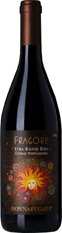 52,95 € Free Shipping   Red wine Donnafugata Rosso Montelaguardia Fragore D.O.C. Etna Sicily Italy Nerello Mascalese Bottle 75 cl