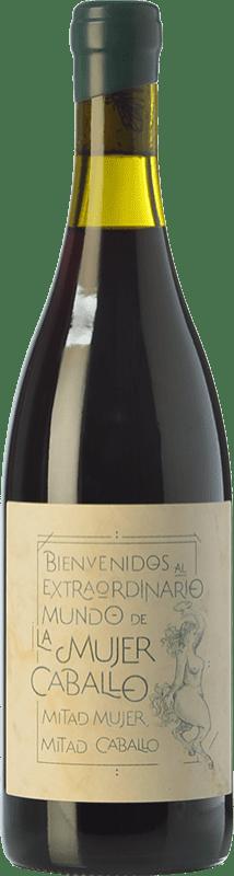 28,95 € Free Shipping   Red wine Fil'Oxera La Mujer Caballo Verde Roble D.O. Valencia Valencian Community Spain Bottle 75 cl