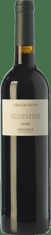 19,95 € Free Shipping   Red wine Gratavinum Silvestris Roble D.O.Ca. Priorat Catalonia Spain Grenache, Cabernet Sauvignon Bottle 75 cl