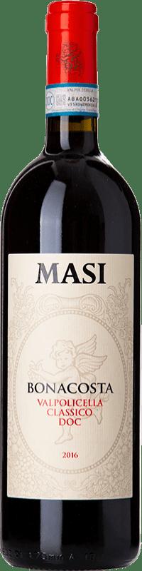 12,95 € Free Shipping   Red wine Masi Classico Bonacosta D.O.C. Valpolicella Veneto Italy Corvina, Rondinella, Molinara Bottle 75 cl