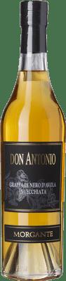 29,95 € Free Shipping | Grappa Morgante Don Antonio I.G.T. Grappa Siciliana Sicily Italy Medium Bottle 50 cl