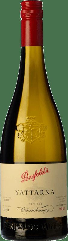 204,95 € Free Shipping | White wine Penfolds Yattarna Crianza Australia Chardonnay Bottle 75 cl