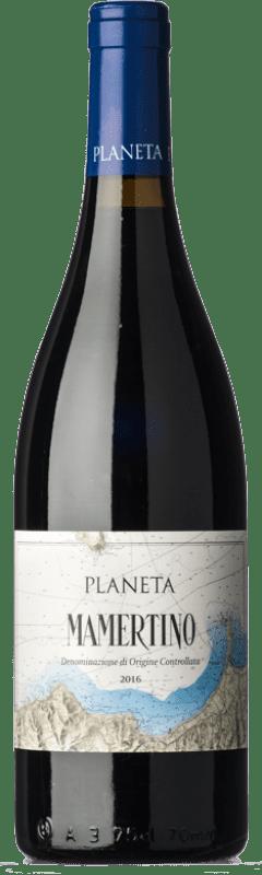 19,95 € Free Shipping   Red wine Planeta D.O.C. Mamertino di Milazzo Sicily Italy Nero d'Avola, Nocera Bottle 75 cl