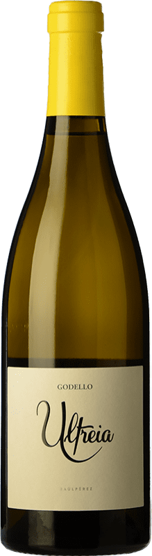 15,95 € Free Shipping   White wine Raúl Pérez Ultreia Crianza D.O. Bierzo Castilla y León Spain Godello Bottle 75 cl