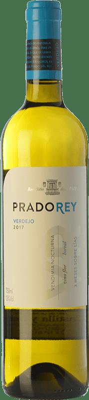 5,95 € Free Shipping | White wine Ventosilla PradoRey D.O. Rueda Castilla y León Spain Verdejo Bottle 75 cl