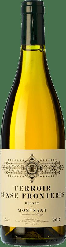 19,95 € Free Shipping   White wine Terroir al Límit Sense Fronteres Brisat D.O. Montsant Catalonia Spain Grenache White, Macabeo Bottle 75 cl