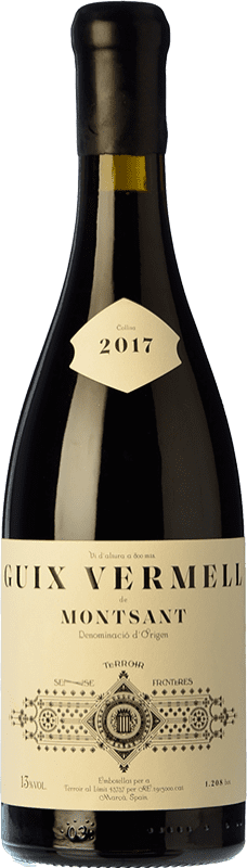 319,95 € Free Shipping   Red wine Terroir al Límit Sense Fronteres Guix Vermell Joven D.O. Montsant Catalonia Spain Grenache Bottle 75 cl