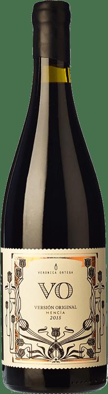 26,95 € Free Shipping   Red wine Verónica Ortega V.O. Crianza D.O. Bierzo Castilla y León Spain Mencía Bottle 75 cl