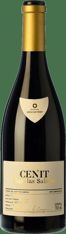 64,95 € Free Shipping | Red wine Viñas del Cénit Pago las Salinas Crianza D.O. Tierra del Vino de Zamora Castilla y León Spain Tempranillo Bottle 75 cl