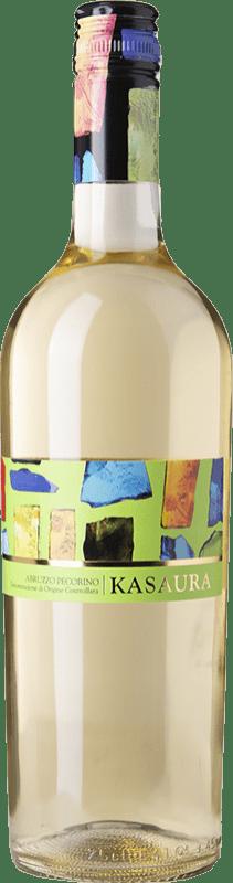5,95 € Free Shipping | White wine Zaccagnini Kasaura D.O.C. Abruzzo Abruzzo Italy Pecorino Bottle 75 cl