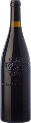 49,95 € Free Shipping | Red wine 4 Kilos Grimalt Caballero Crianza I.G.P. Vi de la Terra de Mallorca Balearic Islands Spain Callet, Fogoneu Bottle 75 cl