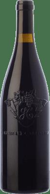 28,95 € Kostenloser Versand | Rotwein 4 Kilos Grimalt Caballero Crianza I.G.P. Vi de la Terra de Mallorca Balearen Spanien Callet, Fogoneu Flasche 75 cl