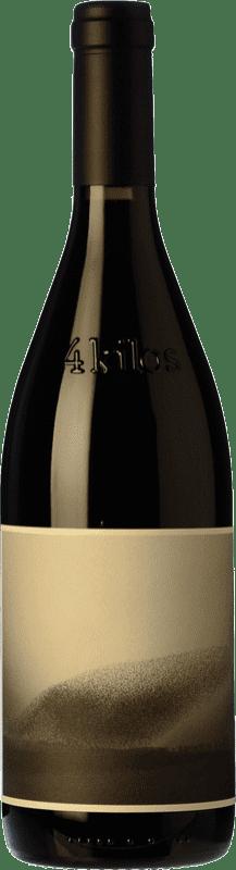34,95 € Free Shipping | Red wine 4 Kilos Crianza I.G.P. Vi de la Terra de Mallorca Balearic Islands Spain Callet Bottle 75 cl