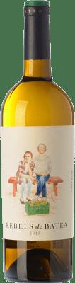 9,95 € Kostenloser Versand | Weißwein 7 Magnífics Rebels de Batea Blanc Crianza D.O. Terra Alta Katalonien Spanien Grenache Weiß Flasche 75 cl