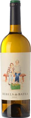 9,95 € Free Shipping | White wine 7 Magnífics Rebels de Batea Blanc Crianza D.O. Terra Alta Catalonia Spain Grenache White Bottle 75 cl