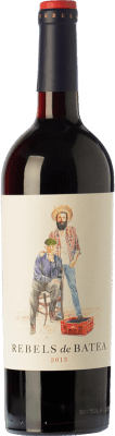 9,95 € Free Shipping | Red wine 7 Magnífics Rebels de Batea Negre Joven D.O. Terra Alta Catalonia Spain Grenache Bottle 75 cl