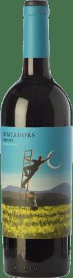 15,95 € Envío gratis | Vino tinto 7 Magnífics Somiadors Joven D.O. Empordà Cataluña España Garnacha, Cariñena Botella 75 cl