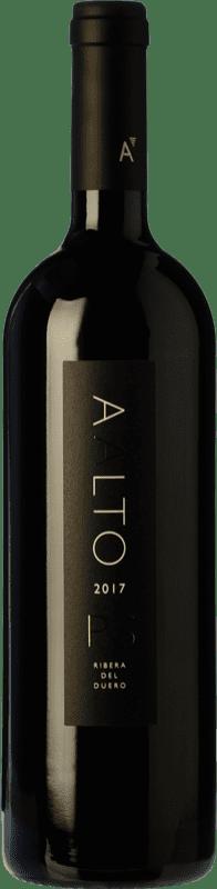 442,95 € Kostenloser Versand | Rotwein Aalto PS Reserva D.O. Ribera del Duero Kastilien und León Spanien Tempranillo Jéroboam Flasche-Doppel Magnum 3 L