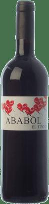 6,95 € Free Shipping | Red wine Ababol Joven I.G.P. Vino de la Tierra de Castilla y León Castilla y León Spain Tempranillo, Cabernet Sauvignon Bottle 75 cl