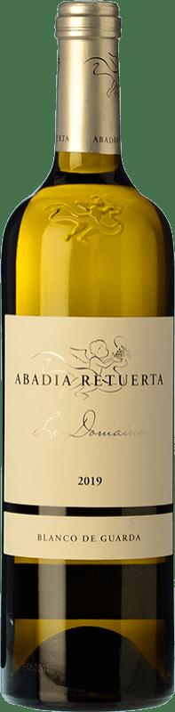 37,95 € Free Shipping | White wine Abadía Retuerta Le Domaine Crianza I.G.P. Vino de la Tierra de Castilla y León Castilla y León Spain Verdejo, Sauvignon White Bottle 75 cl