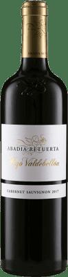 71,95 € Free Shipping | Red wine Abadía Retuerta Pago de Valdebellón Reserva I.G.P. Vino de la Tierra de Castilla y León Castilla y León Spain Cabernet Sauvignon Bottle 75 cl