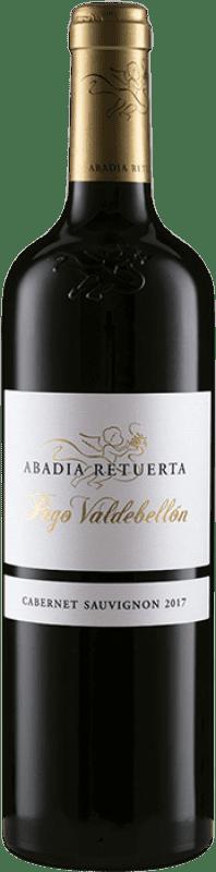 64,95 € Envoi gratuit | Vin rouge Abadía Retuerta Pago de Valdebellón Reserva I.G.P. Vino de la Tierra de Castilla y León Castille et Leon Espagne Cabernet Sauvignon Bouteille 75 cl