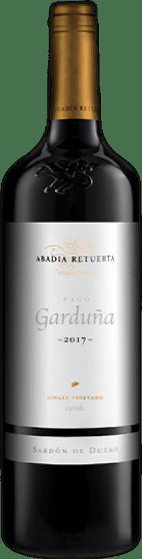 69,95 € Free Shipping | Red wine Abadía Retuerta Pago La Garduña Reserva I.G.P. Vino de la Tierra de Castilla y León Castilla y León Spain Syrah Bottle 75 cl