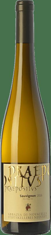 24,95 € Free Shipping | White wine Abbazia di Novacella Praepositus D.O.C. Alto Adige Trentino-Alto Adige Italy Sauvignon Bottle 75 cl