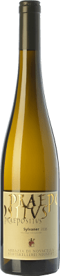 22,95 € Free Shipping | White wine Abbazia di Novacella Praepositus D.O.C. Alto Adige Trentino-Alto Adige Italy Sylvaner Bottle 75 cl