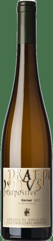 19,95 € Free Shipping | White wine Abbazia di Novacella Praepositus D.O.C. Alto Adige Trentino-Alto Adige Italy Kerner Bottle 75 cl