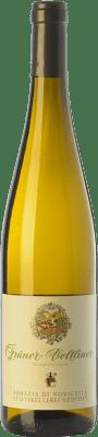 14,95 € Free Shipping | White wine Abbazia di Novacella D.O.C. Alto Adige Trentino-Alto Adige Italy Grüner Veltliner Bottle 75 cl